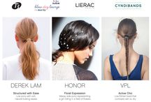 #RunwayBeauty NYFW event / Recreating the hottest New York Fashion Week Spring 2014 hair styles from Derek Lam, Honor and VPL.