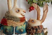 Doll - bunny
