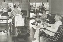 Touro Infirmary History / photos from the hospital's 160 long history in New Orleans / by Touro Infirmary