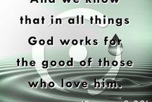 Bible say..