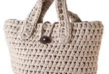 baskets and bags