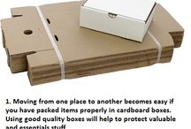 Advantages of using Cardboard Boxes while Relocating / As cardboard plays a very important role in packing because all your valuable items will be packed in those boxes. If you have good quality boxes then it's a great relief as these cardboard boxes will save your items from breakage in the back of a moving truck. For more details feel free to visit - http://supercheapboxes.jimdo.com/2015/10/19/reasons-to-choose-a-cardboard-boxes-when-moving/