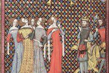 1350's Garb Ideas