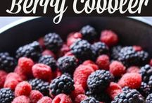 Berry Delicious / food with berries in it