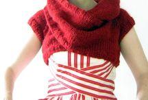 Knits, loops and yarns / Knitting, crochet and yarns