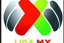LIGA MX / FOR THE MEXICAN SOCCER LEAGUE / by DJ VINYL SCRATCH