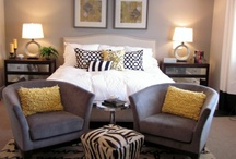Master bedroom / by Courtney Bratton Birkle