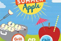 Grill or Chill / Grill or chill your #PAapples all summer long.