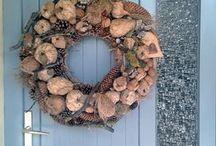 Kőangyal virágdekoráció / Virágkötészet handmade DIY ötletek.