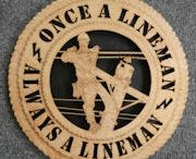Lineman Life / I am a proud member of the line trade....this is a pictorial visit to my office..... / by Frank Kaminski