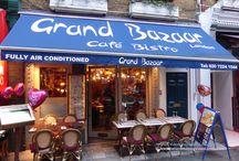 Cucina Turca a Londra - Turkish Cuisine in London / Cronistoria fotografica delle mie visite culinarie nei ristoranti di Londra e dintorni alla scoperta della cucina turca