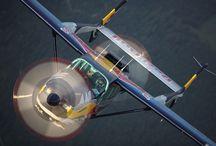 Cessna 337 Push Pull