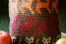 Crochet: Tunisian/Tapestry / by Sherrilee Don-Paul