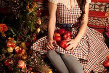 Dressing Like Snow White