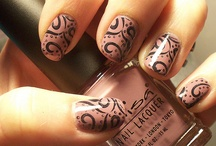 Nail; Tips&Designs / by Gail Follett