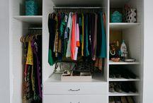 New closet / by Shelby Harrell