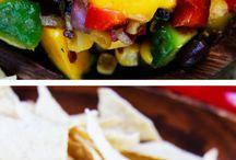 Chili/Salsas / by Grandma Sue