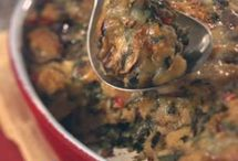 Spinach & Mushrooms / by Shawna Troyer