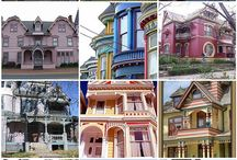 HOUSES & VICTORIAN
