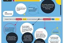 Infographics / Today, there's an infographic for everything! / by Julianna MacFarland
