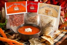 Fall Favorites / Seasonal favorites of soups, pies and more from our bakery, deli and specialty market for the holidays!