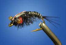 moscas / Atados de moscas