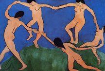 Matisse / Matisse - Fauvism + Paper Cutouts