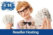 Reseller Hosting / Become your own web host!