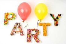 party decor and games ideas