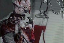 blood gore
