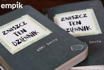 Bestseller Zniszcz ten dziennik