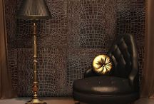 Leather Wall