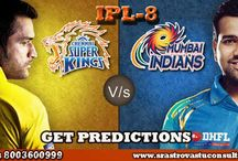 IPL Predictions /  S.R Astro offers IPL T20 cricket prediction from IPL Predictor. Our schooled astrologer provides IPL T20 Cricket predictions.