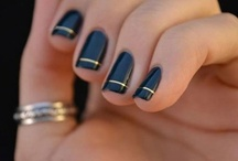 Nail art / by Colby Twitchell