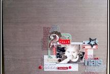 Digital Scrapbooking Ideas / by Holly Derringer Spurlin