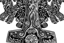 Tattoos / Mjölnir