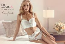 Boux Bridal / Something new, something Boux. Our beautiful Boux Bridal collection features gorgeous bridal underwear to complement your wedding dress, luxurious silk and satin nightwear as well as confetti, bridal garters and little gifts for the bride and her bridesmaids.   Love Miss B x  Shop here>> http://www.bouxavenue.com/boux-bridal