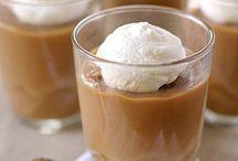 Pudding/Parfait Recipes