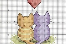 Cross stitching & Embroidery / by Toni Cassin