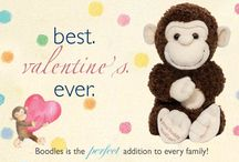 Your Buddy Boodles / Boodles is the perfect lil' friend for your favorite lil' buddy!   / by Noodle & Boo