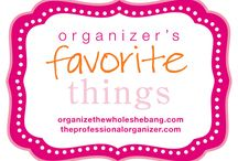 [organizing] Function meets Fabulous  / Organizing. Products that are functional + fabulous! / by Krista Colvin [ the recovering perfectionist ]