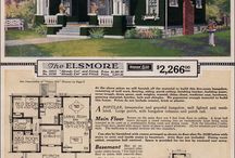 Sears Homes / by Lisa Golden