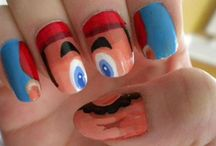 Nails!!! / Cool designs to do... Or at least try! :D / by Mayreny Santiago