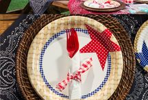Party Ideas - Labor Day / Labor day is great time to gather all of your friends and family. And a gathering will always turn into a party, so get enough patriotic decor and inspiration for activities at your Labor Day event so you won't disappoint all your guests.  / by Shindigz Party Supplies