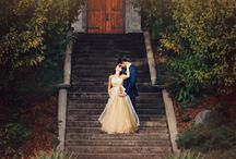 Beauty and the Beast Styled Shoot