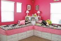 ideas para cuartos de niñas