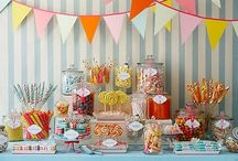 Candy Tables that are Sweet!