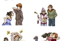 Harry Potter, that's why! / by Juliana Case