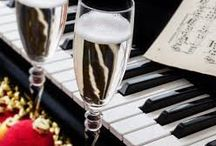 Champagne & Music / The combination of Champagne & Music