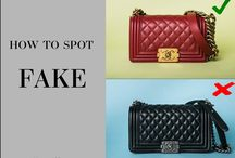 Chanel fake bag
